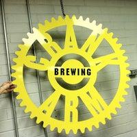 Foto diambil di Crank Arm Brewing Company oleh Mike C. pada 7/15/2013