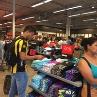 ... Foto tirada no(a) Nike Factory Store por Paulo Sérgio R. em 12 ... fdf0d7fa2bacd
