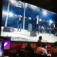 Das Foto wurde bei Арена ЗИЛ von Dima S. am 2/7/2014 aufgenommen