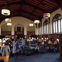 Foto scattata a The Burke Library at Union Theological Seminary da Mark B. il 3/10/2014