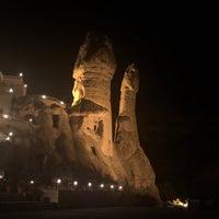 Foto diambil di Sos Cave Hotel oleh Gökhan A. pada 5/12/2018