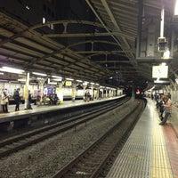4/8/2013にMasashi S.が代々木駅で撮った写真
