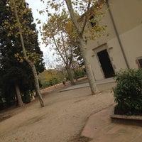 Foto scattata a Jardins de Can Sentmenat da Flubi A. il 11/10/2013