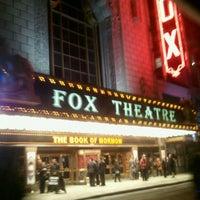 2/27/2013에 Mary I.님이 The Fabulous Fox에서 찍은 사진