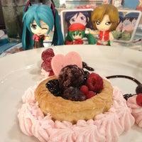 รูปภาพถ่ายที่ グッドスマイル×アニメイトカフェ 秋葉原 โดย えいきち เมื่อ 5/29/2013