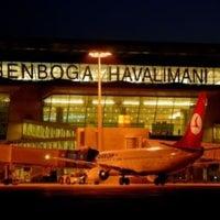 11/16/2013 tarihinde Ziya Karcıziyaretçi tarafından Ankara Esenboğa Havalimanı (ESB)'de çekilen fotoğraf