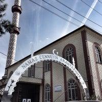10/19/2015 tarihinde Berat Togay D.ziyaretçi tarafından Terme Ahşap Pazar Camii'de çekilen fotoğraf