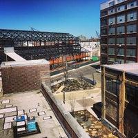 Foto diambil di Brooklyn Navy Yard Center at BLDG 92 oleh D. Bob pada 4/6/2013