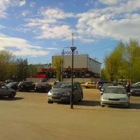Das Foto wurde bei Кинотеатр «Россия» von Alexey A. am 5/24/2013 aufgenommen