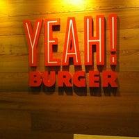 Photo prise au YEAH! Burger par Jose M. le1/29/2012