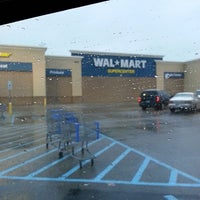 Photo Taken At Walmart Supercenter By Ron B On 2 28 2013