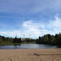 Das Foto wurde bei Pikkukosken uimaranta von Alex T. am 5/16/2013 aufgenommen