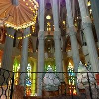 Foto tirada no(a) Sagrada Família por Suellen C. em 7/18/2013