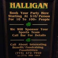 Foto tirada no(a) Halligan Bar por Niccolo M. em 5/19/2013