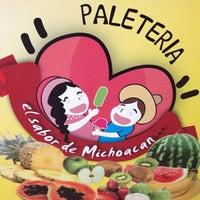 Paleteria El Sabor De Michoacan Ice Cream Shop In Brighton Park