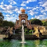6/6/2013 tarihinde BarcelonaCitizenziyaretçi tarafından Parc de la Ciutadella'de çekilen fotoğraf