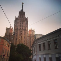 Снимок сделан в Powerhouse Moscow пользователем Tim P. 8/13/2014