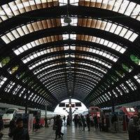 Foto scattata a Stazione Milano Centrale da Qiqo S. il 5/19/2013