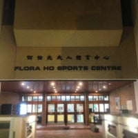 Hong kong university flora ho gym