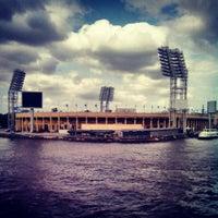 Foto tirada no(a) Стадион «Петровский» por Рома К. em 7/23/2013