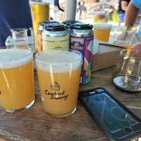 Photo taken at Cerebral Brewing by Logan C. on 9/5/2021