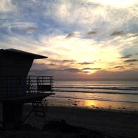 Das Foto wurde bei Torrey Pines State Beach von Edgar d. am 11/27/2012 aufgenommen
