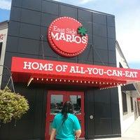 7/26/2013 tarihinde Courtney T.ziyaretçi tarafından East Side Mario's'de çekilen fotoğraf