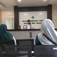Kantor Camat Waru Jl Brigjend Katamso No 1