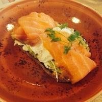 Das Foto wurde bei ZaZa's Cucina von Minka M. am 10/10/2013 aufgenommen