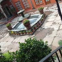 7/13/2013 tarihinde Airem V.ziyaretçi tarafından Hacienda de Los Morales'de çekilen fotoğraf