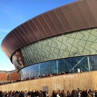 Das Foto wurde bei M&S Bank Arena Liverpool von Mr. M. am 3/31/2013 aufgenommen