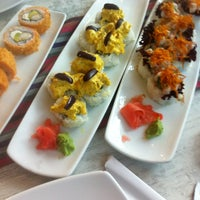 Снимок сделан в Senz Nikkei Restaurant пользователем María José F. 7/13/2013