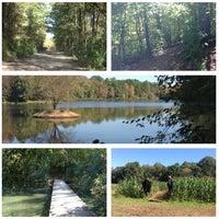 Foto scattata a Anne Springs Close Greenway da Jessica S. il 10/16/2012