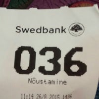 ce6322747be ... Photo taken at Swedbank by Marina M. on 8/26/2015 ...