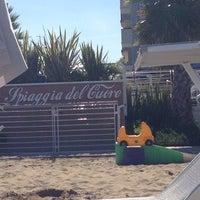 9/25/2013 tarihinde Laura F.ziyaretçi tarafından La Spiaggia Del Cuore 110'de çekilen fotoğraf