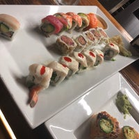 9/13/2018 tarihinde Xabier H.ziyaretçi tarafından Obba Sushi & More'de çekilen fotoğraf