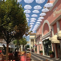 ... Photo taken at Castel Romano Designer Outlet by Евгения А. on 7 22  ... ca1c6627b5a