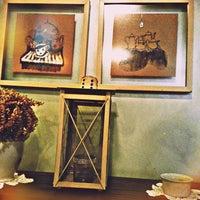 Снимок сделан в The Tea Room Tirana пользователем Pea A. 7/22/2014