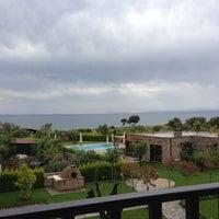 6/2/2013 tarihinde Krktziyaretçi tarafından Assos Ida Costa Hotel'de çekilen fotoğraf