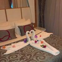 รูปภาพถ่ายที่ Q Premium Resort Hotel Alanya โดย Serdar A. G. เมื่อ 7/2/2013