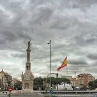 Foto tomada en Plaza de Colón por Manu A. el 1/7/2014