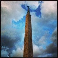 Foto scattata a Piazza del Popolo da Arlen V. il 5/25/2013