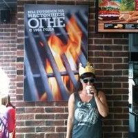 Снимок сделан в Burger King пользователем Kira⭐ A. 6/2/2013