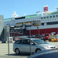 7/21/2013 tarihinde F S.ziyaretçi tarafından Risavika Ferry Terminal'de çekilen fotoğraf