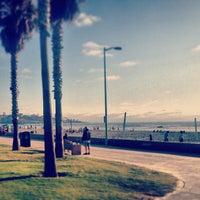 Снимок сделан в La Jolla Shores Beach пользователем John M. 6/14/2013