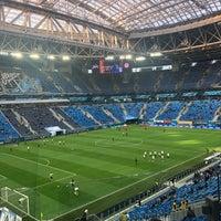 Снимок сделан в Стадион «Санкт-Петербург» пользователем Igor🌓 3/3/2018
