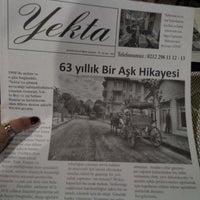 รูปภาพถ่ายที่ Yekta โดย Bebe 8. เมื่อ 6/10/2013