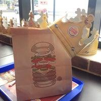 Снимок сделан в Burger King пользователем Даша Б. 6/9/2013
