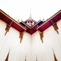 Foto tomada en Dusit Maha Prasat Throne Hall por Roody102 el 11/22/2014