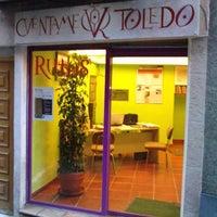 Foto tirada no(a) Cuéntame Toledo Rutas guiadas por Cuéntame Toledo R. em 6/19/2013